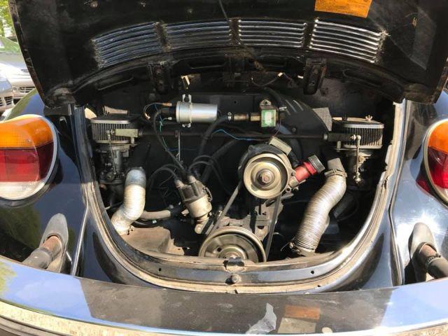 1979 Volkswagen Beetle 8