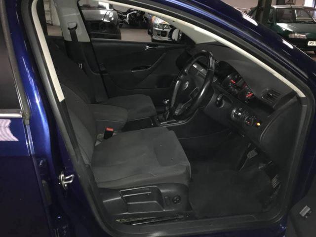 2006 Volkswagen Passat 5