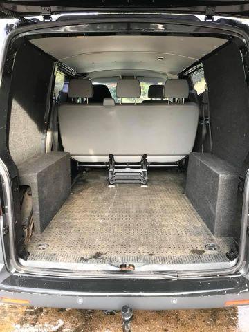 2008 Volkswagen Transporter 9