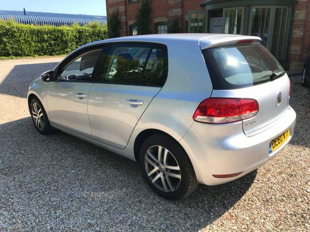 2010 Volkswagen Golf 3