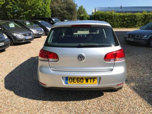 2010 Volkswagen Golf 4