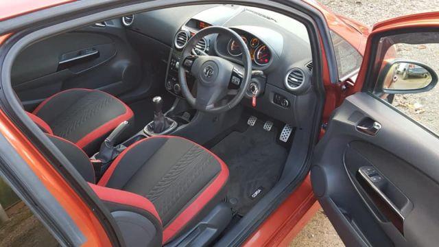2012 Vauxhall Corsa 6